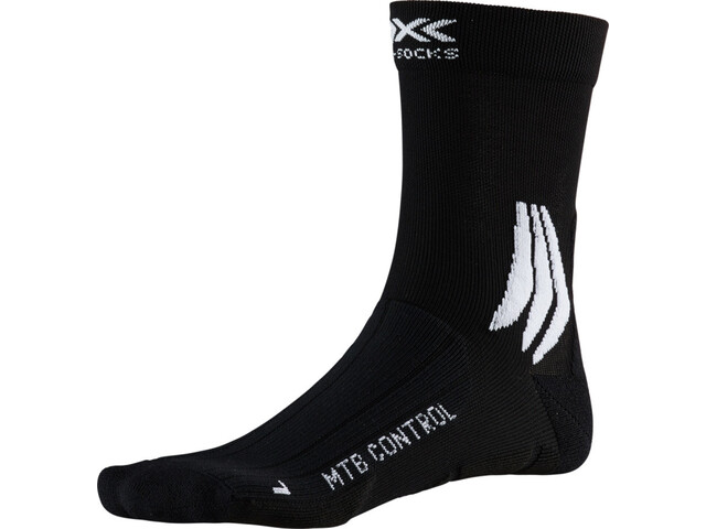 X-Socks MTB Control Calcetines, black melange